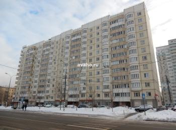 Новостройка ЖК Новые Черемушки, кв-л 1223